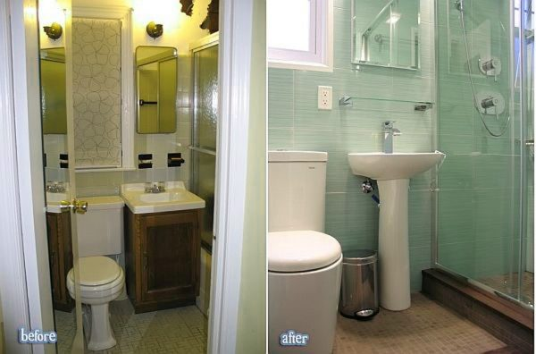 bathroom remodeling ideas before and after 6