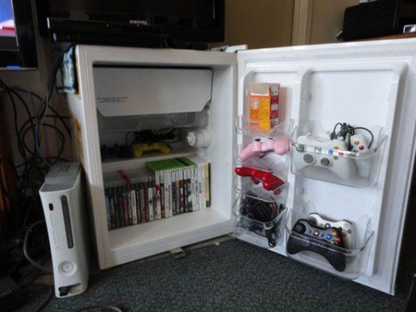 Mason Jar Kitchen Storage Diy