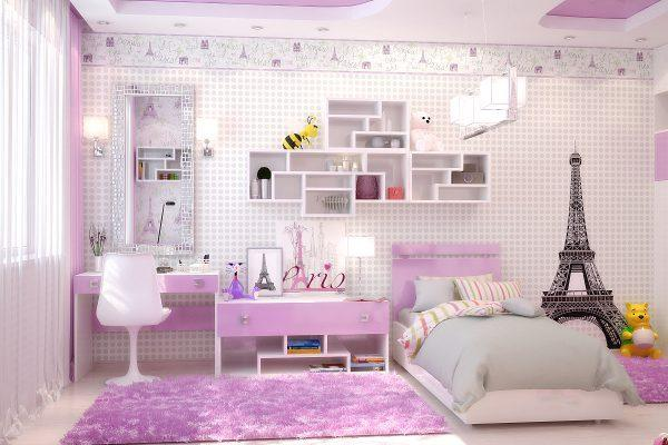 Colorful kids room decor ideas