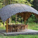 Outdoor pergola designs