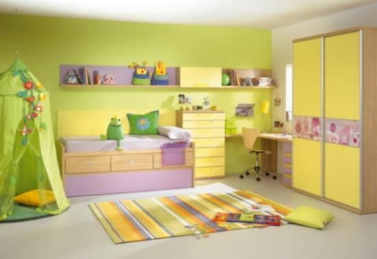 Yellow-Children-Room