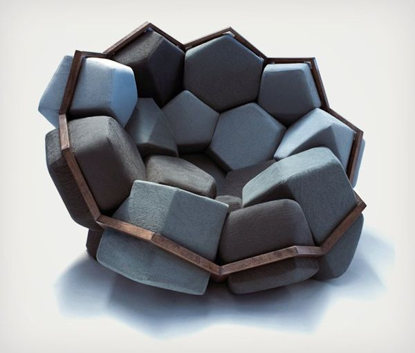 15 Awesome Creative Chair Designs