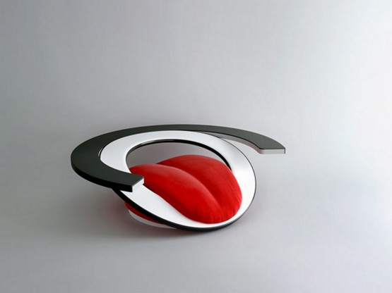 eccentric-chair-design-with-red-tongue-14