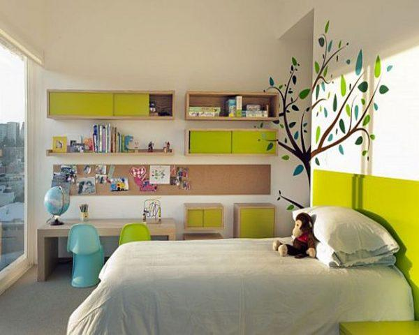 Colorful kids room decor ideas little piece of me - Toddler bedroom ideas for small rooms ...