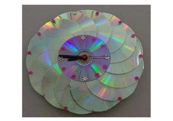 old-cd-wall-clock 6