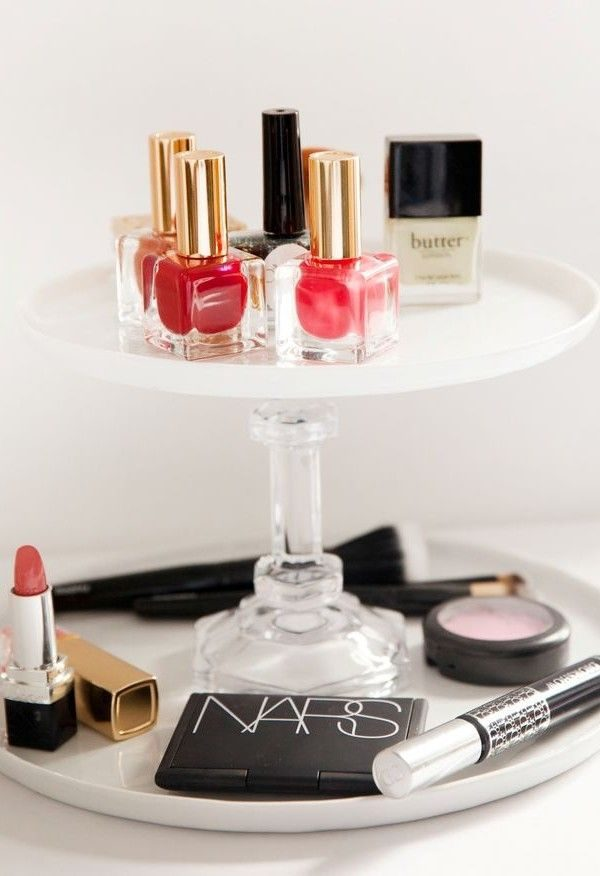 makeup storage organizers