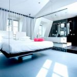 Irresistible Charm of bed hanging from ceiling