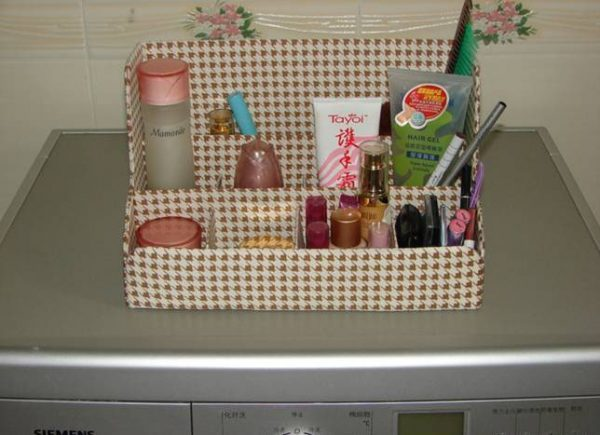 makeup storage units