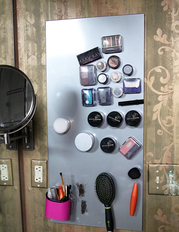 best makeup storage