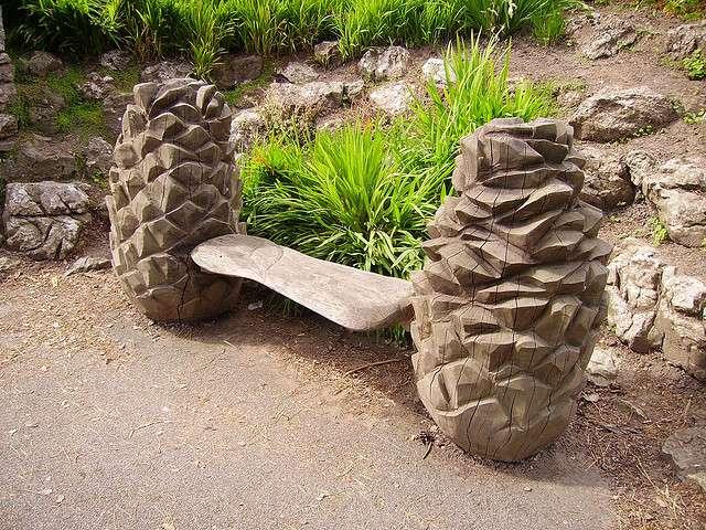 unusual garden furniture. DIY garden furniture ideas   LittlePieceOfMe