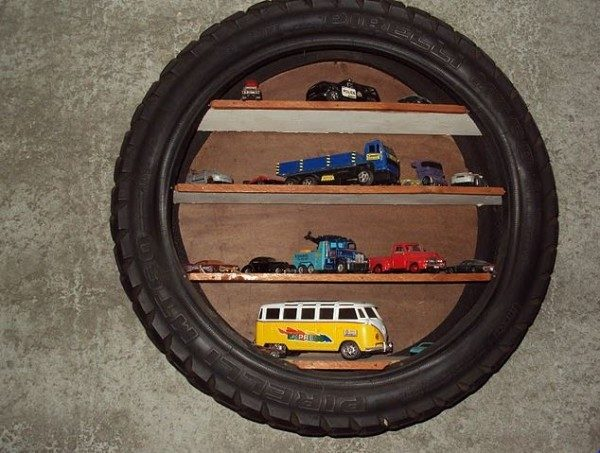 What to do with old tires