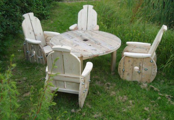 backyard furniture ideas