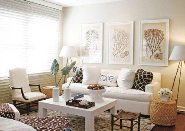 pastel coloured sofas