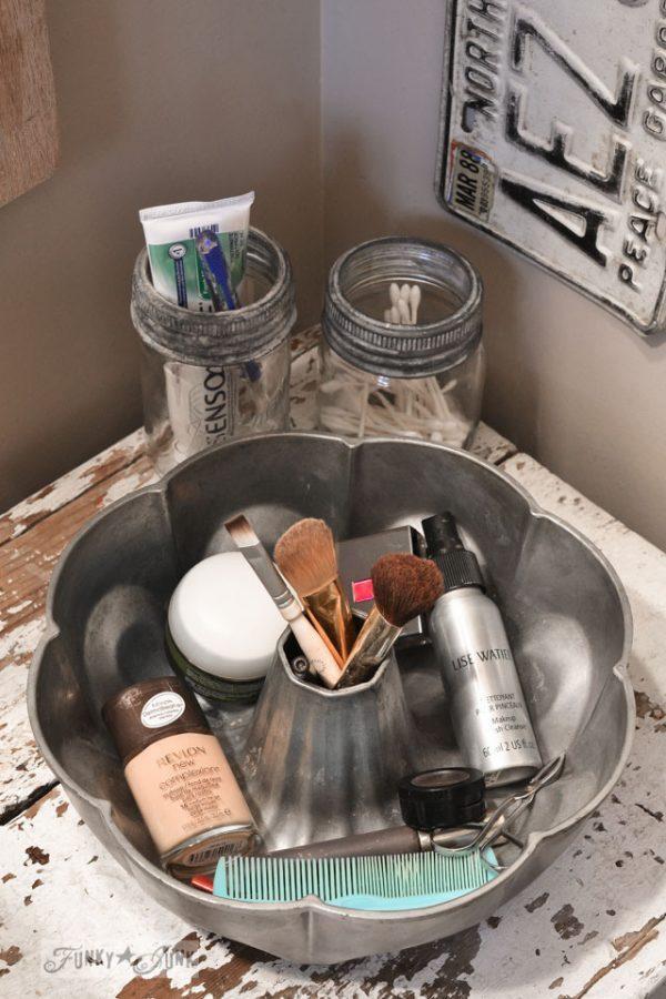 makeup organizing ideas