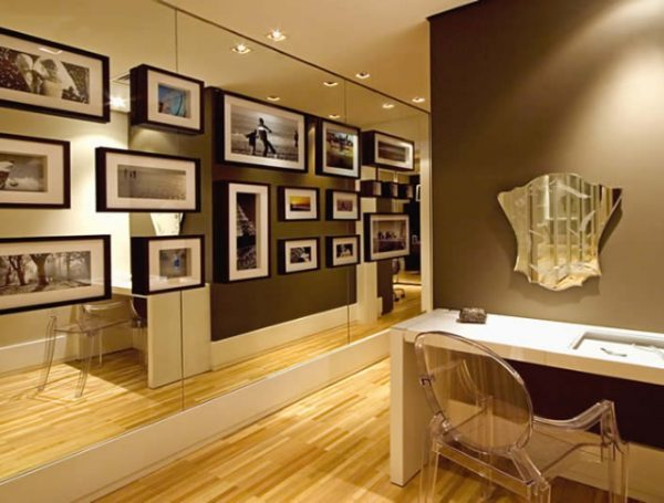 picture frame wall ideas