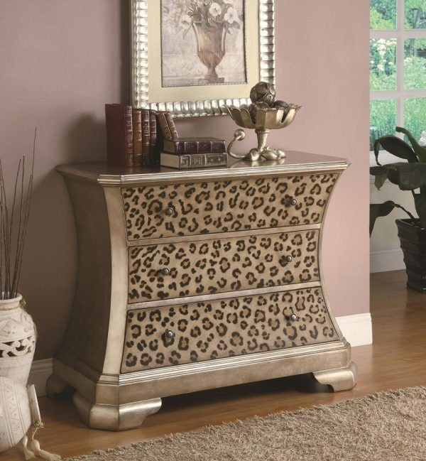 animal print furniture