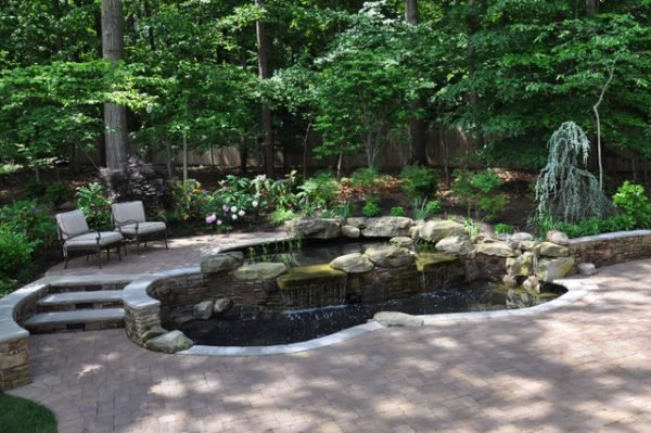 garden pond design ideas