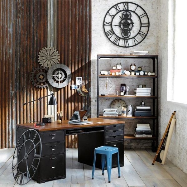 industrial style home decor