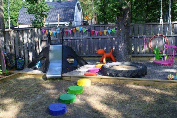 outdoor games ideas