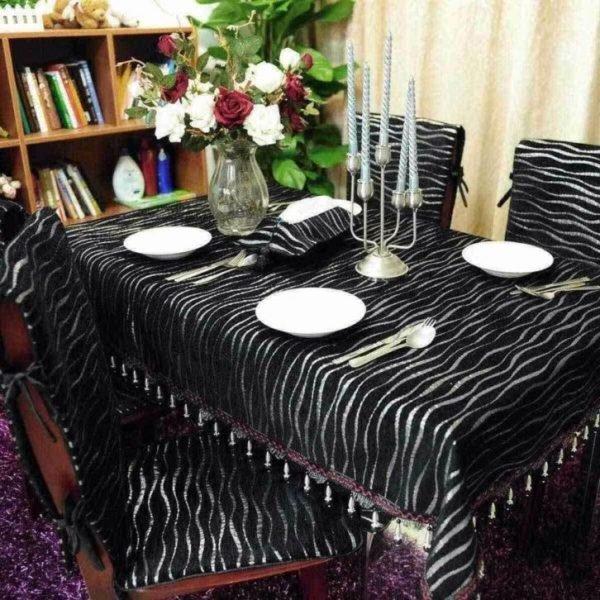 animal print tablecloth