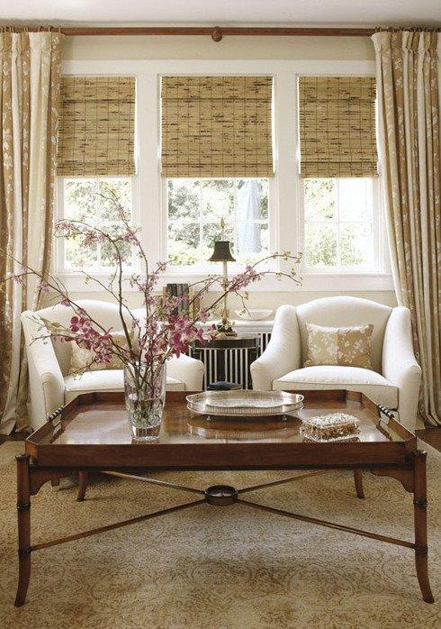 vertical bamboo blinds
