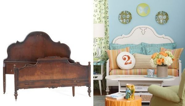 Furniture makeovers before and after