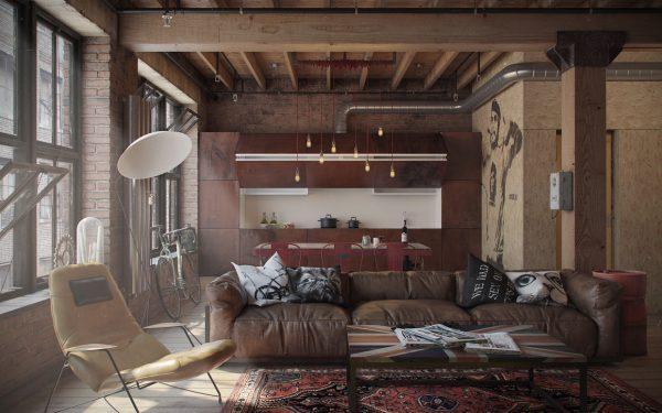 industrial design interior