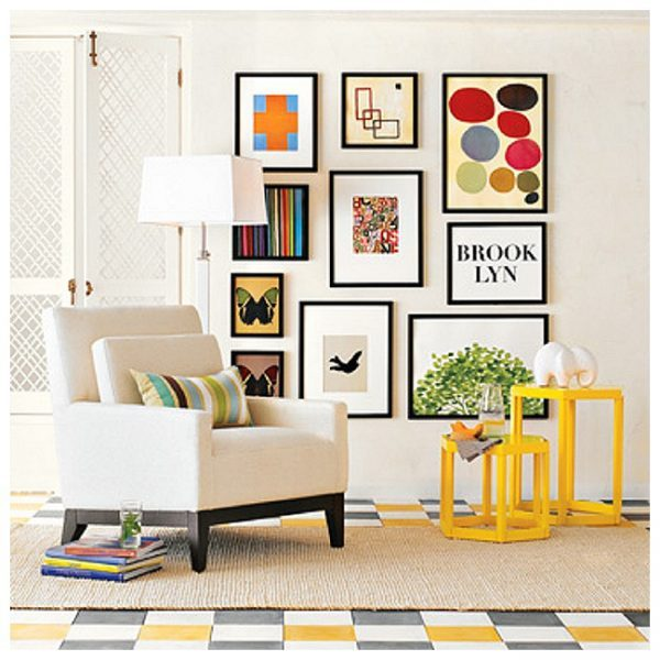 picture frames wall