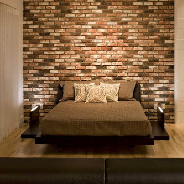 brick interior walls