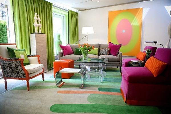 modern colors for living room