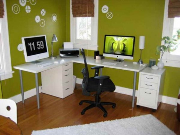 modular home office desks