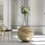 Glass topped coffee tables that will embellish and complement your home