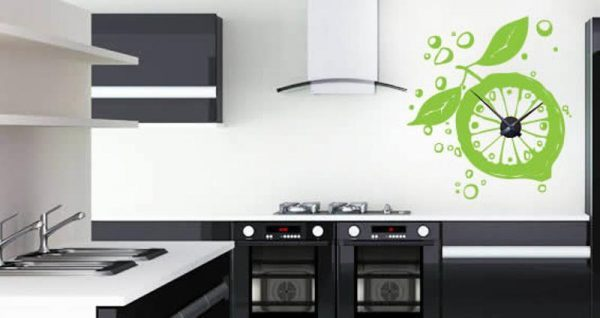 decorative kitchen wall clocks
