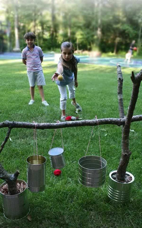kids backyard games