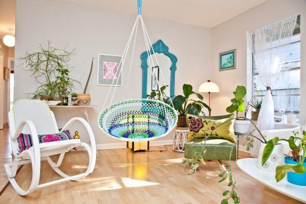 home plants decor