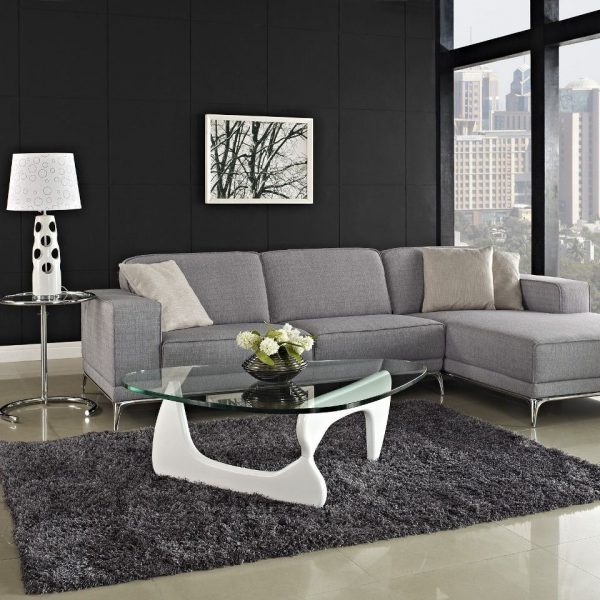 coffee table designs with glass top