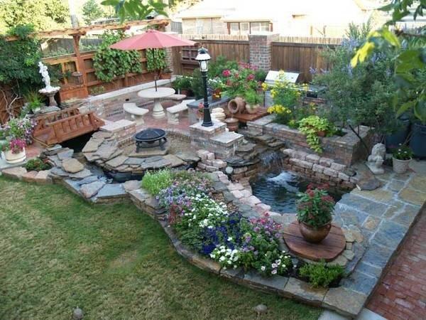 garden ponds design