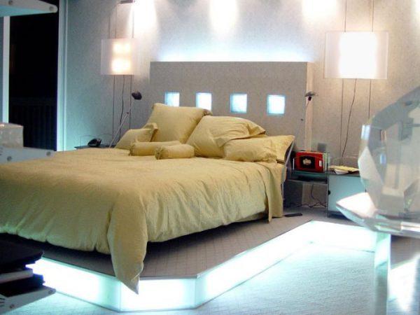 bedroom light fittings