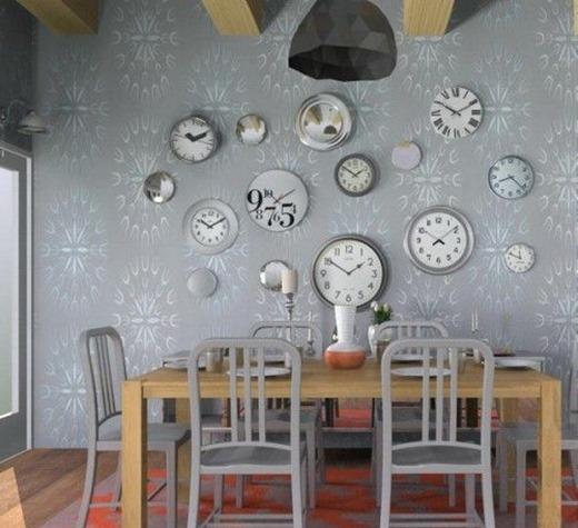clocks for wall decor