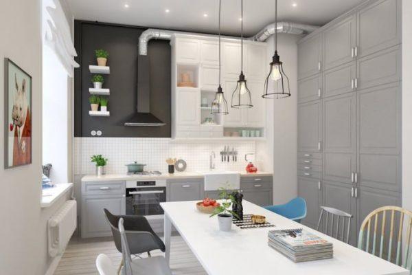 scandinavian kitchen design
