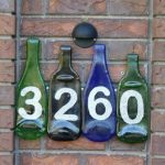 Cool house numbers