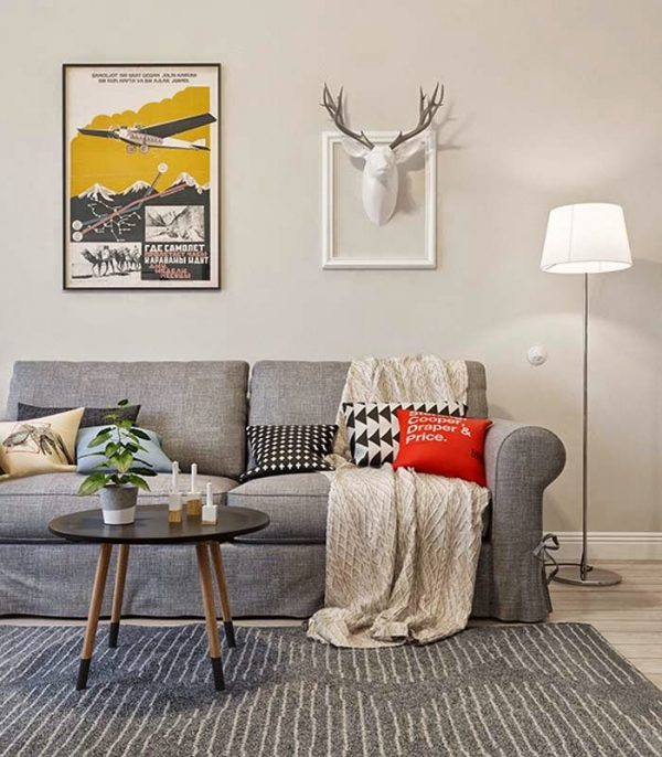 interior design scandinavian style
