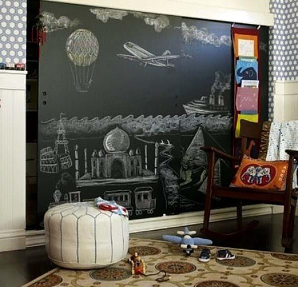 chalkboard art ideas