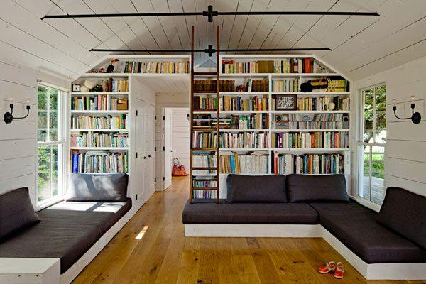 my home library