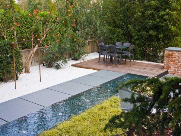 15 amazing backyard swimming pool designs little piece of me - Giardini zen da esterno ...