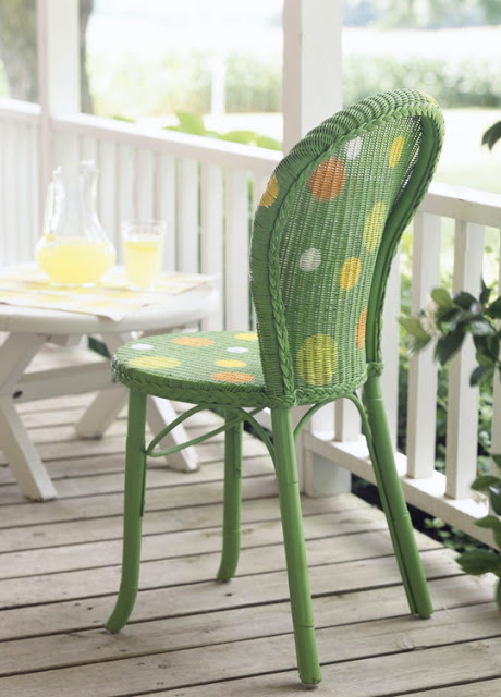 cheap wicker chairs