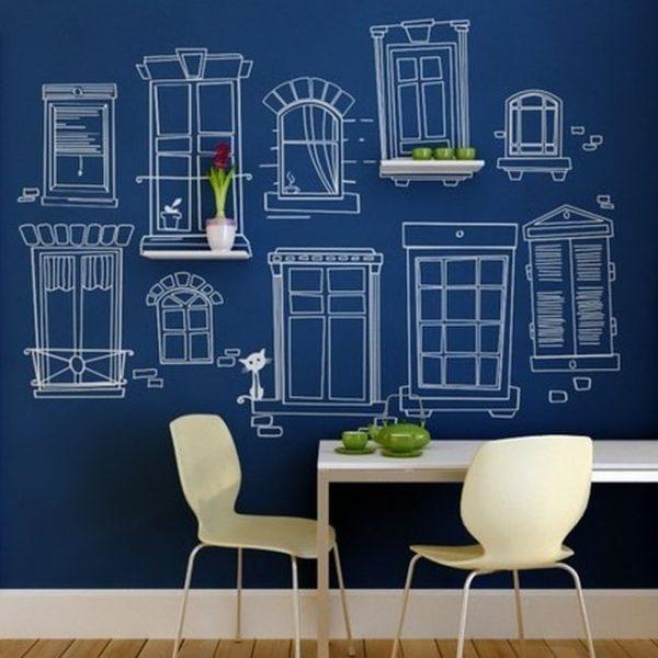 chalkboard paint ideas for kitchen