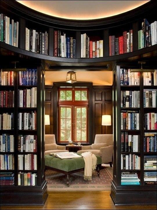 Home library decor - Little Piece Of Me