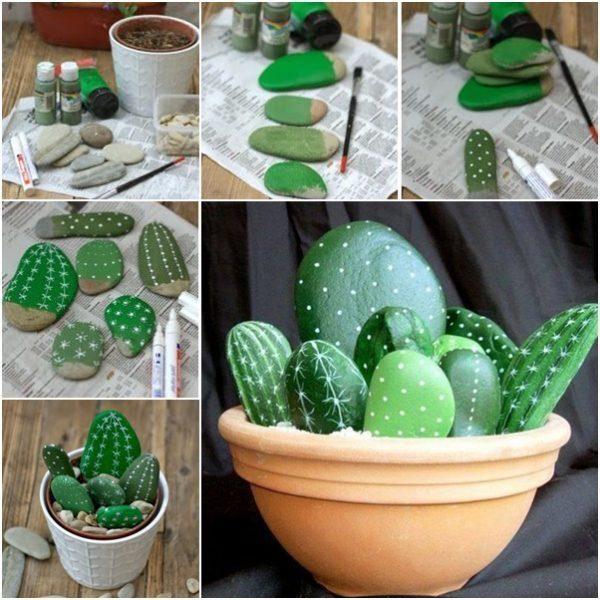 Stones for decoration 1