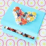 Colorful Fun DIY Button projects